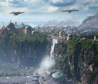 Battlefront 2 predstavuje novú mapu