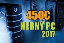 Najlepší herný PC do 450€