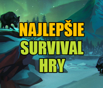 TOP 10 – Survival hry