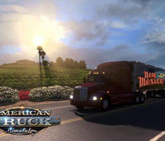 American Truck Simulator se dočká svého DLC