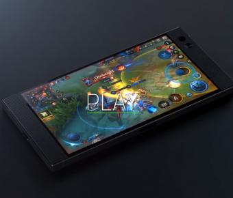 Razer prichádza s prvým herným mobilom