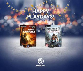 Ubisoft rozdává AC: Black Flag a World in Conflict zdarma