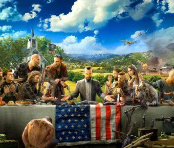 Ubisoft vydal nový trailer k Far Cry 5