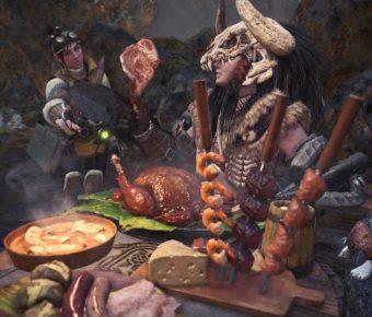 Fanoušek předělal jídlo z MH: World do reality!