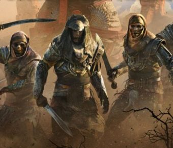 Ubisoft vydal trailer na AC: Origins DLC Curse of the Pharaohs!