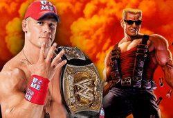 John Cena jako Duke Nukem