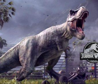 Vydání hry Jurassic World Evolution oznámeno!