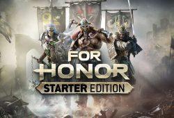 For Honor představuje velmi levnou Starter Edition