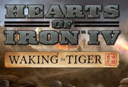 Recenze: Hearts of Iron IV: Waking The Tiger