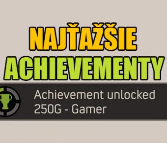 TOP 10 – Najťažšie achievementy