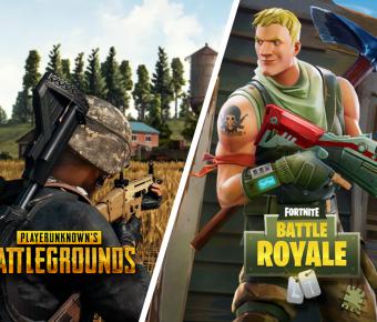 Vyřešili jsme válku PUBG vs Fortnite! Která hra je nakonec lepší?