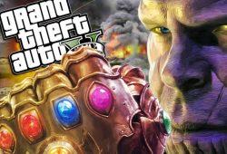 Thanos v GTA 5