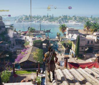 První screeny z Assassin's Creed Odyssey!