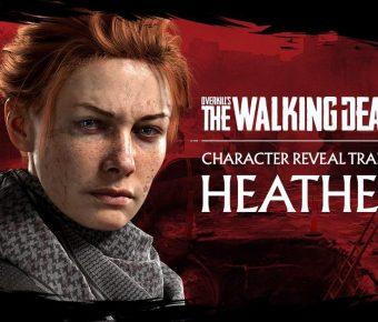 Heather je poslední postava nového The Walking Dead!