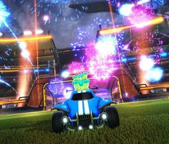 Rocket League slaví 3 roky své existence