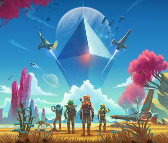 Do No Man's Sky přistane multiplayer a mnoho dalšího