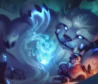 League of Legends: Rework championa Nunu