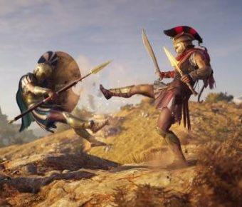 Assassin's Creed Odyssey bude oveľa väčšie než Origins!