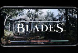 Jak vypadá The Elder Scrolls: Blades na nové řadě iPhone X!?