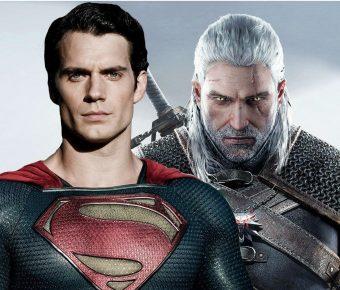 Roli Geralta si v seriálu zahraje Henry Cavill alias Superman