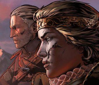 Dojmy: The Witcher Tales – Thronebreaker