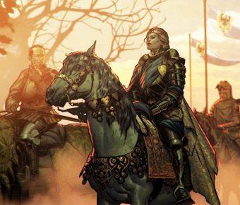 Recenze: Thronebreaker – The Witcher Tales