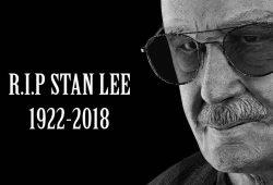 Opustil nás komiksový génius Stan Lee