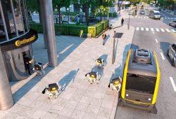 Revolučné doručovateľské roboty pripomínajú Detroit: Become Human!