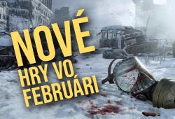 TOP 10 nových hier vychádzajúcich vo februári 2019!