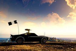 Dojmy: Notmycar – šialený battle royale s autami