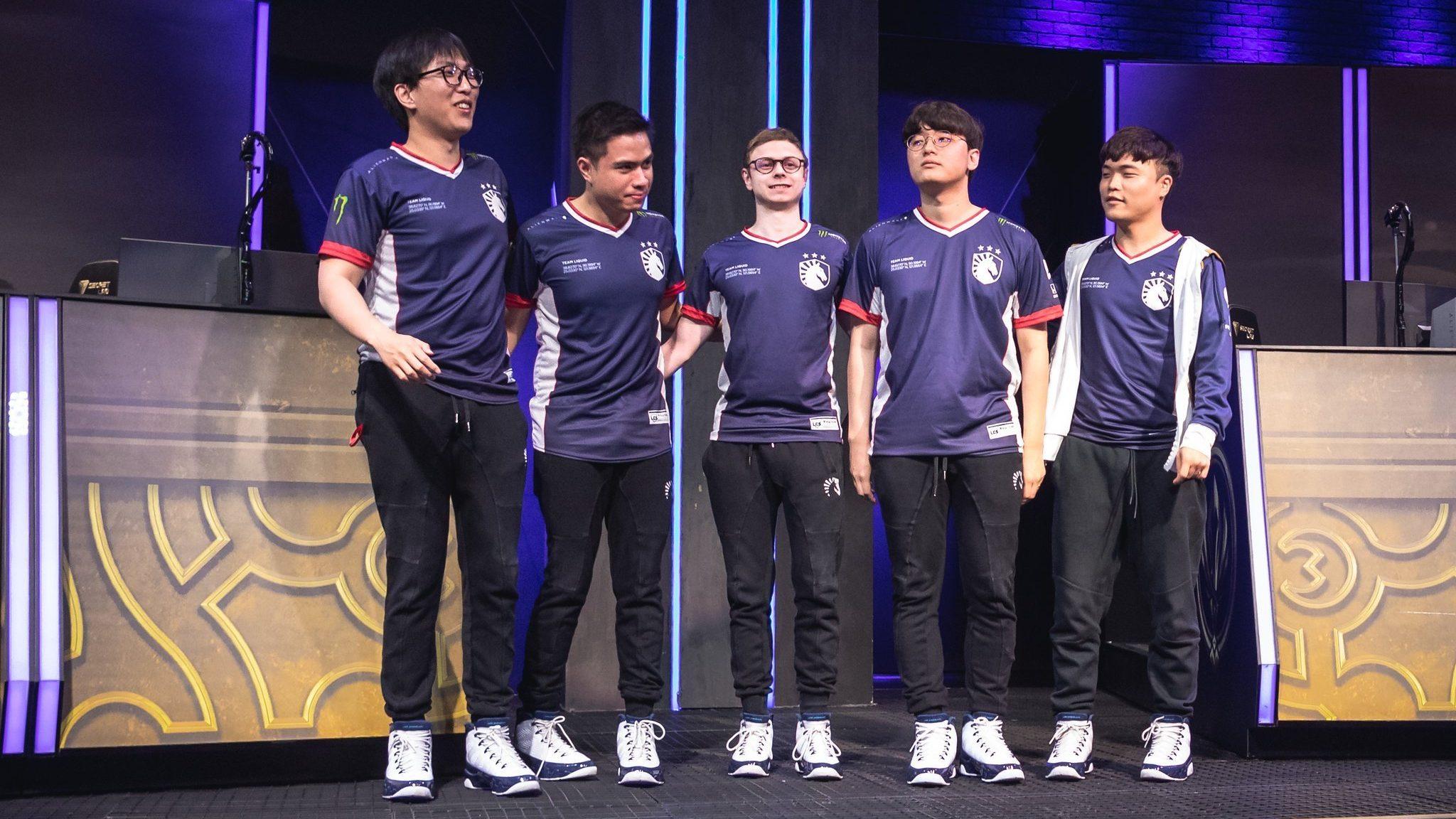 team liquid lol 2019
