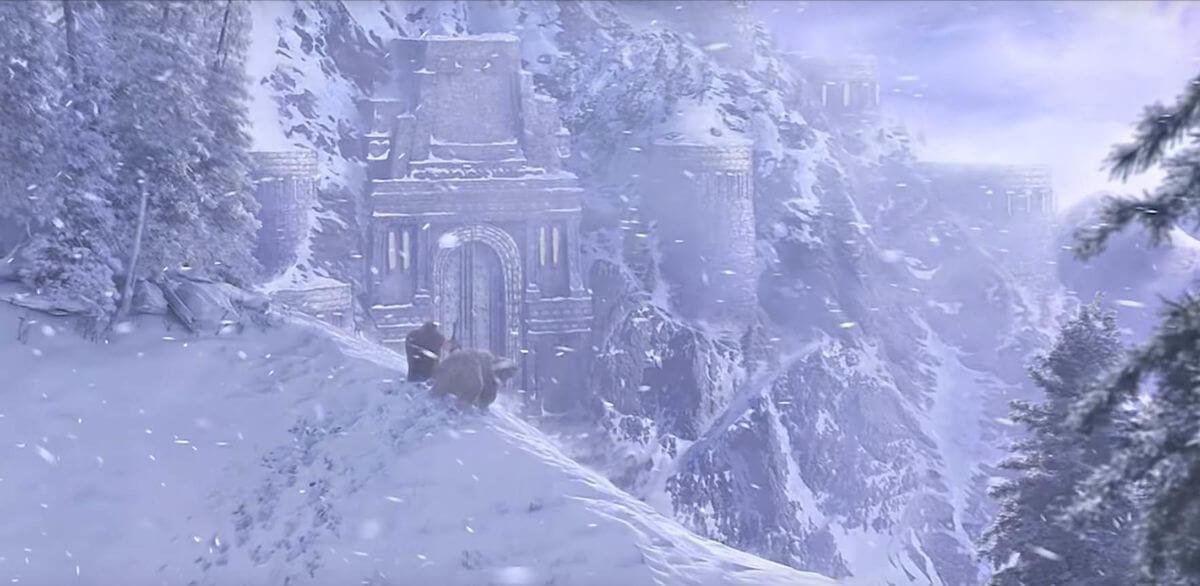 screenshot world of warcraft trailer