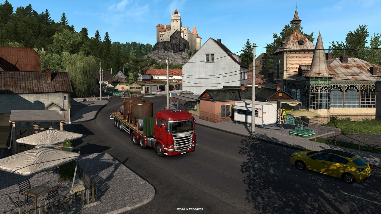 euro truck simulator 2 black sea