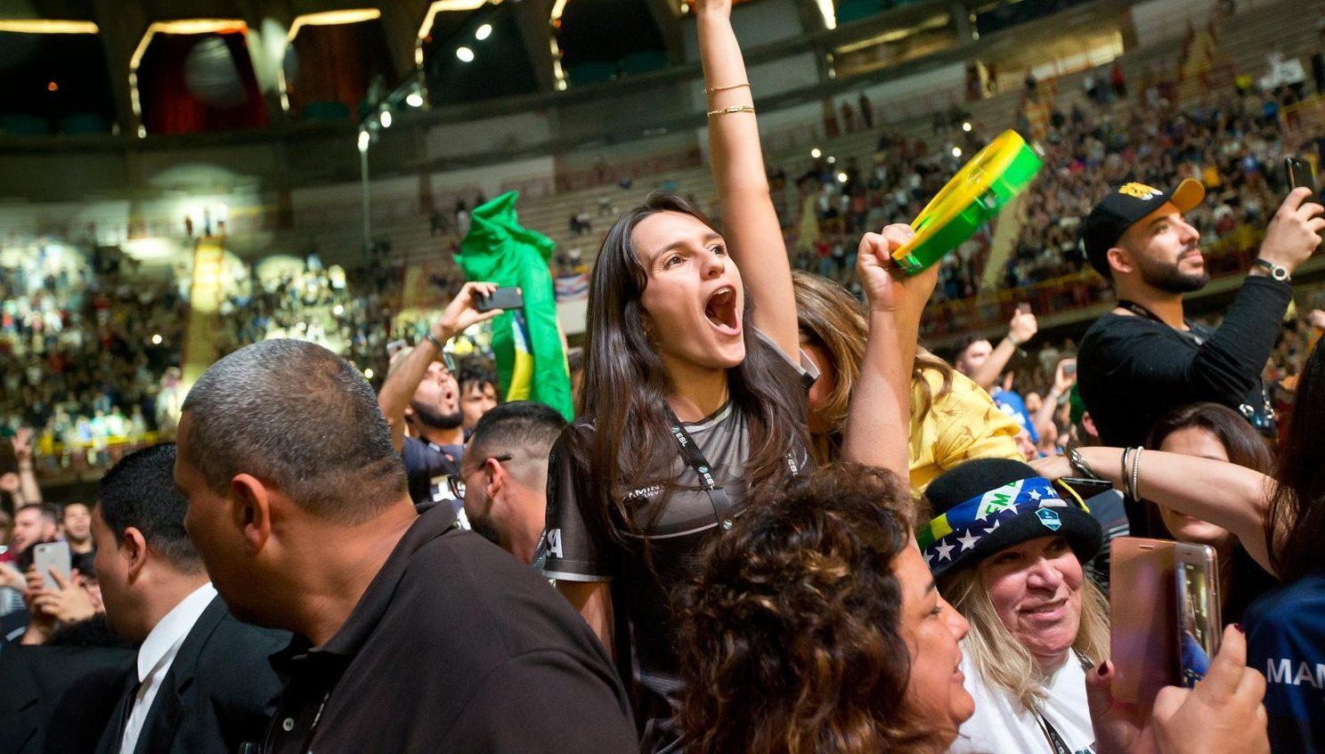 CS:GO Brazil Fans