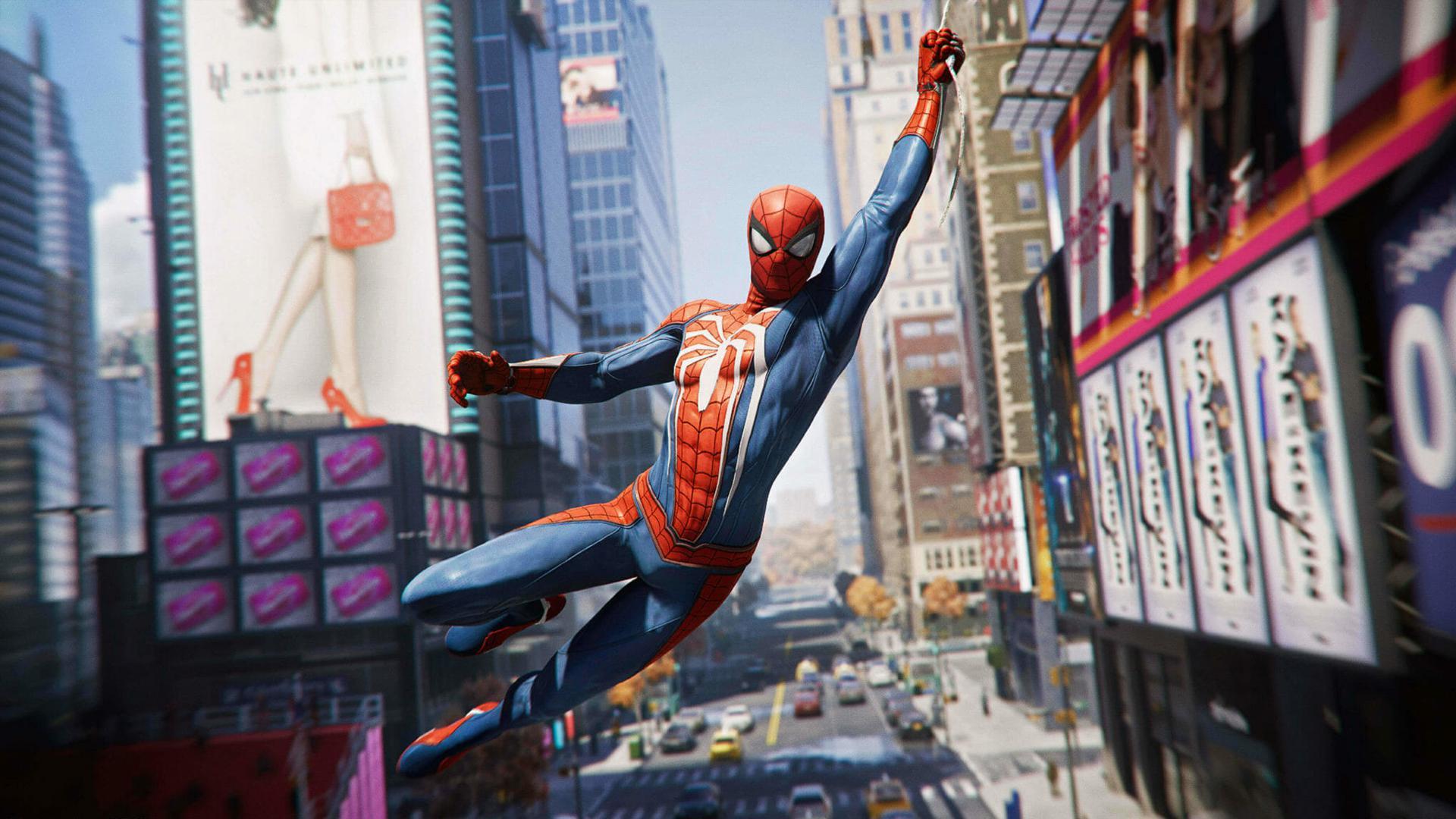 Spiderman hra