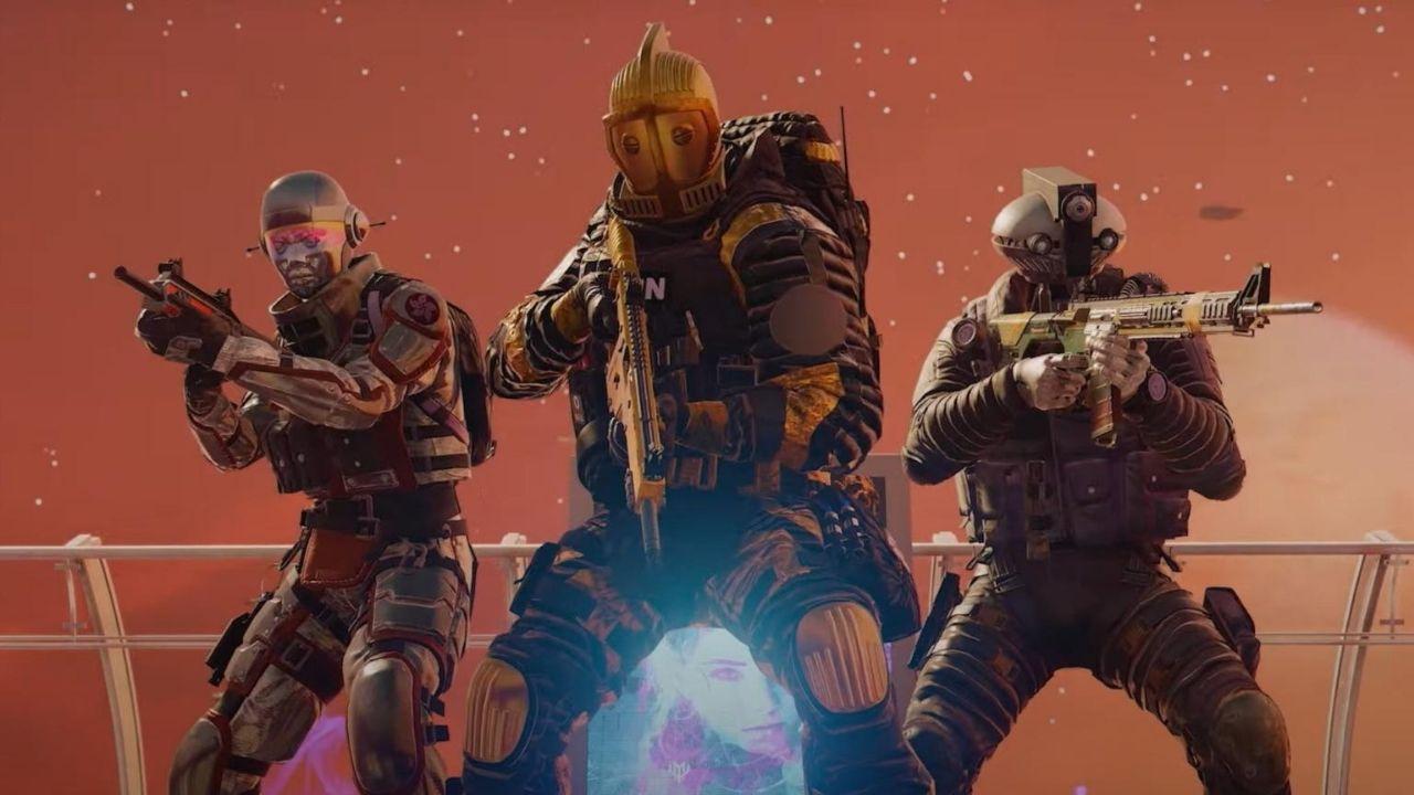 Ying, Jackal a Lion v režime Mute Protocol - nový event v Rainbow Six: Siege
