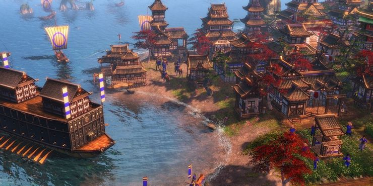 age of empires 3: definitive edition chinese faction screenshot