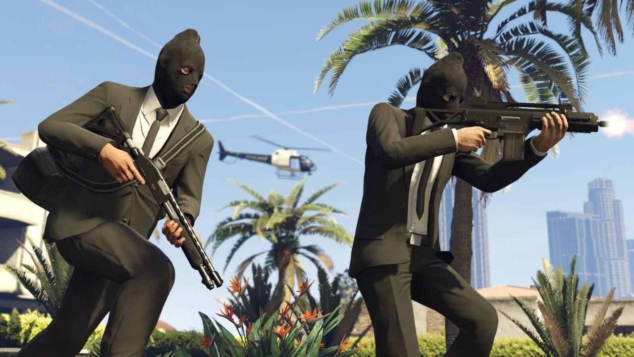 Heisty sú skvelou formou zarobenia peňazí v GTA
