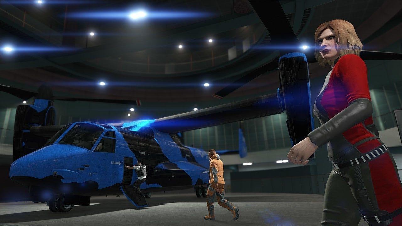 Avenger z GTA: Online