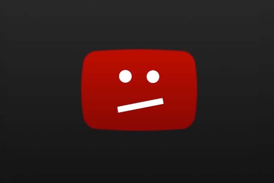 Youtube trouble face