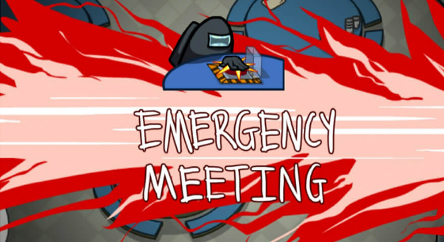 Among Us Emergency Meeting