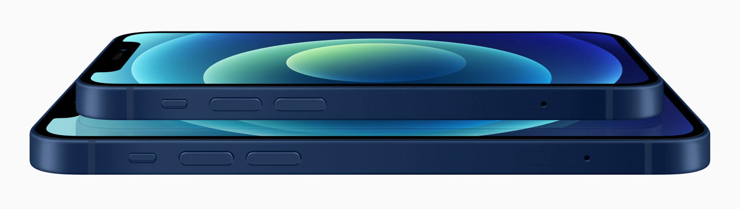 iPhone 12 and 12 Mini