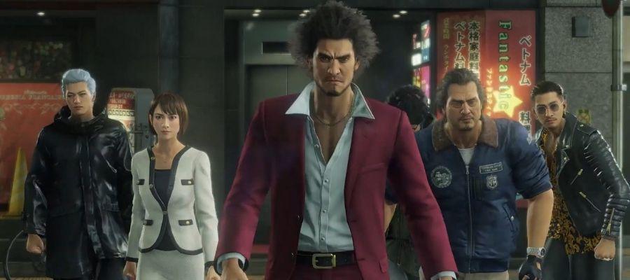 Yakuza: Like a Dragon patrí medzi najlepšie hry 2020.
