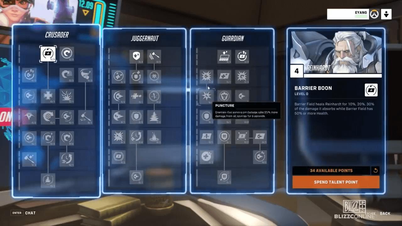 overwatch 2 skill tree