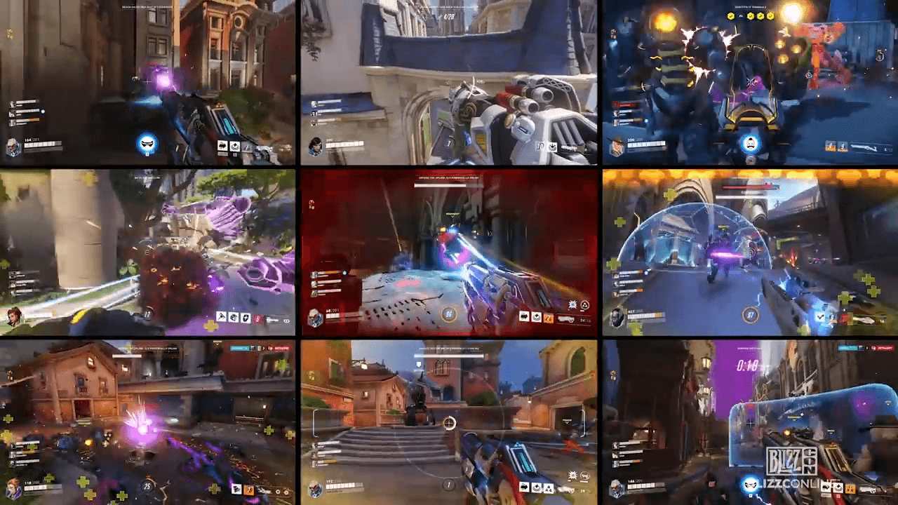Overwatch 2 missions