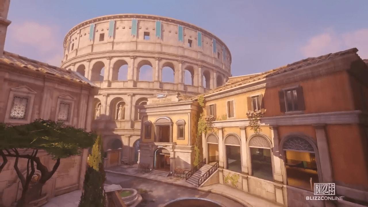 Overwatch 2 Rome