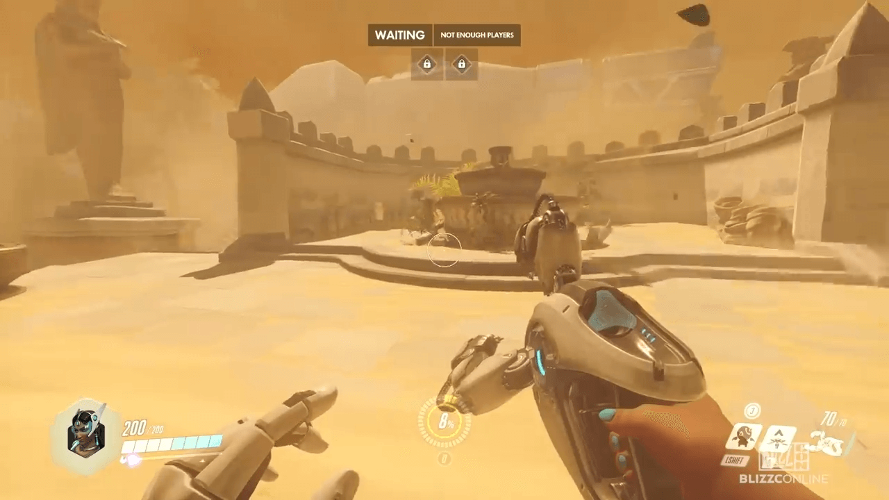 Overwatch 2 Sand Storm