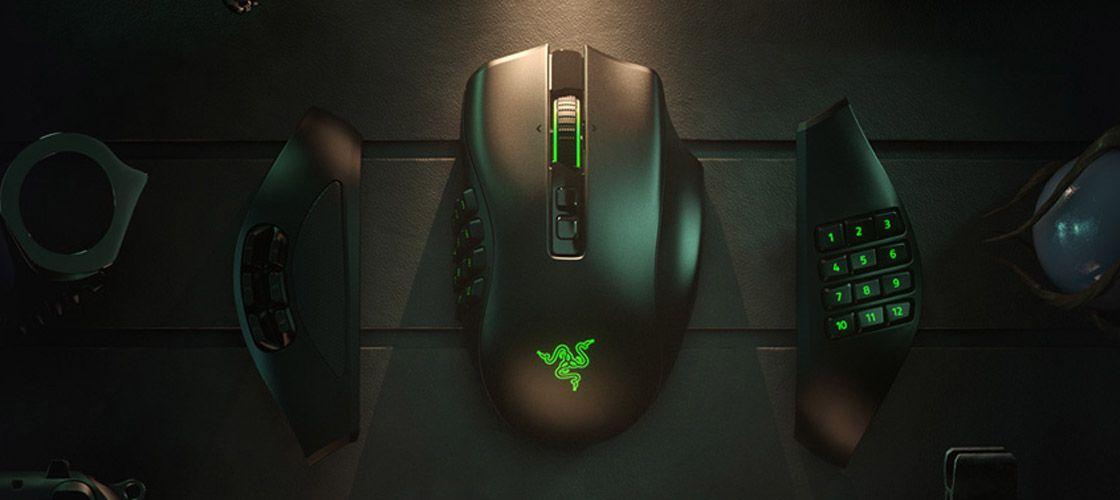 najlepsia herna mys Razer Naga Pro