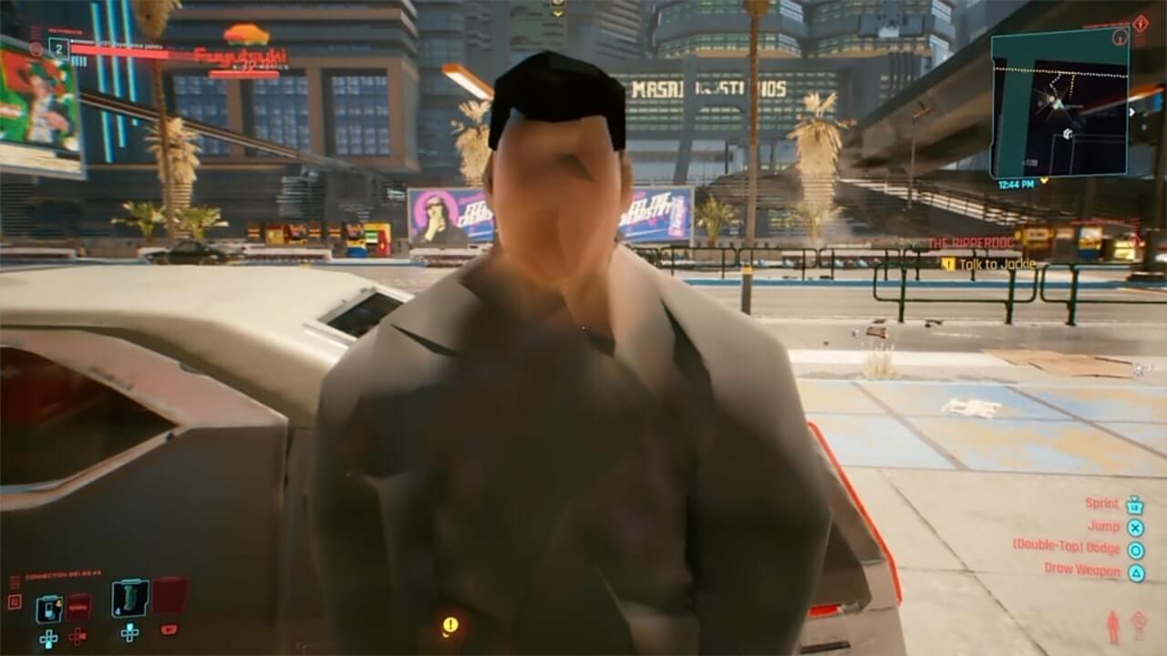 Cyberpunk 2077 se vrátí na PS Store