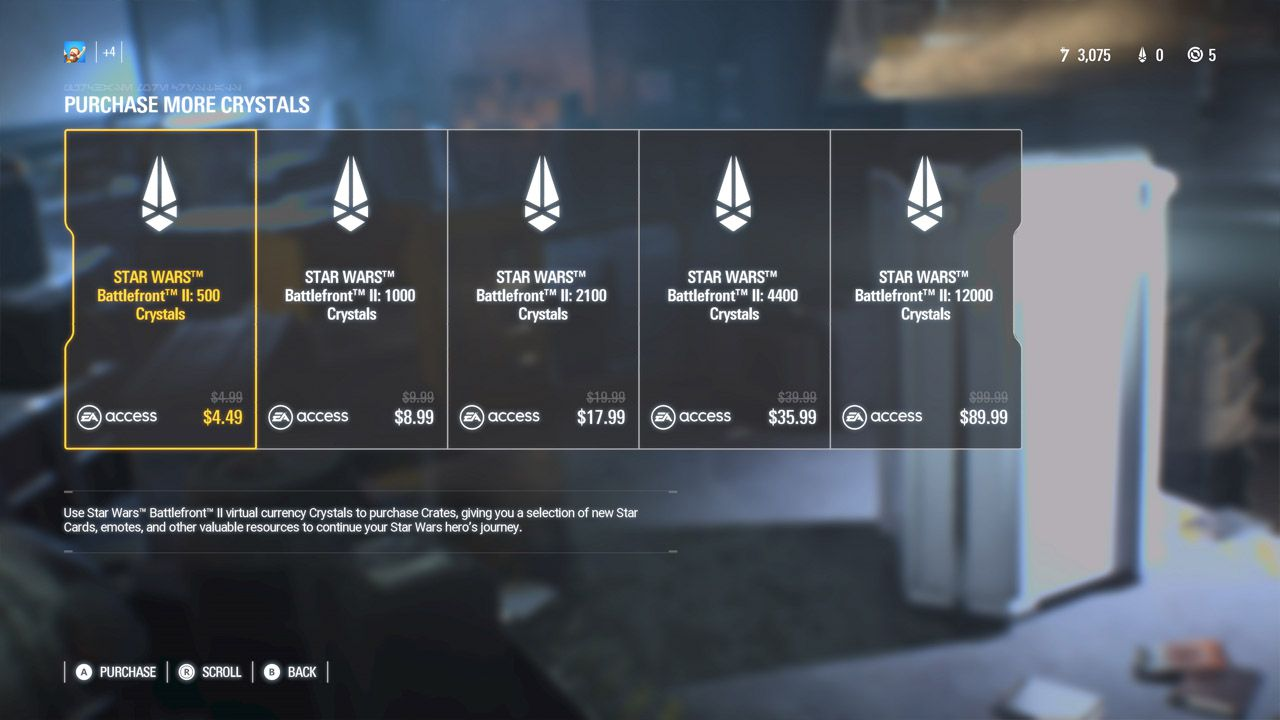 star wars battlefront 2 pay to win